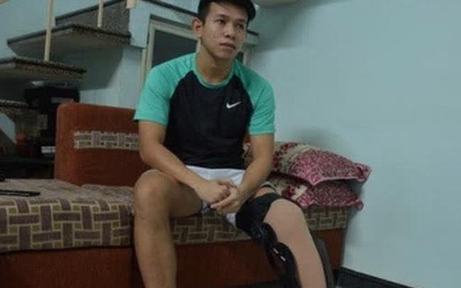 """6 năm sau pha """"đốn giò"""" của Quế Ngọc Hải, Anh Khoa đã theo nghiệp HLV bóng đá: Bài học đầu tiên dạy học trò là giữ gìn đôi chân cho đồng nghiệp"""