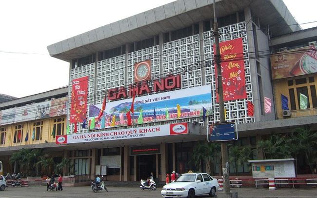 Tổng công ty Đường sắt đề xuất nâng cấp nhà ga thành khu vui chơi, siêu thị, dịch vụ...