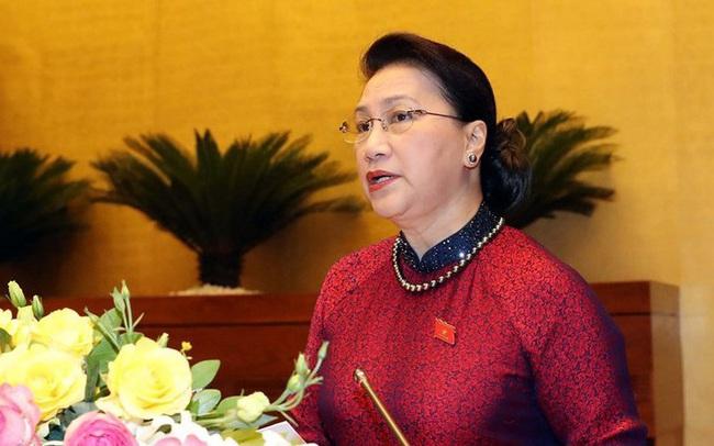 Chủ tịch Quốc hội Nguyễn Thị Kim Ngân: Có 2 ca mắc Covid-19 trong cộng đồng do nhập cảnh trái phép, chúng ta không được lơ là phòng dịch