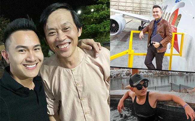 Con trai ruột NS Hoài Linh ở Mỹ: Soái ca độc thân làm việc cho American Airlines, bỏ 1,3 tỷ/năm mua vé máy bay du lịch