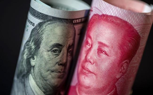 Đồng Nhân dân tệ lao dốc cùng chứng khoán Trung Quốc