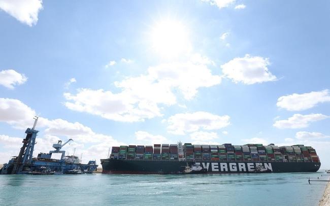 Chủ tịch EuroCham tại Việt Nam nói gì về sự cố của tàu Ever Given?