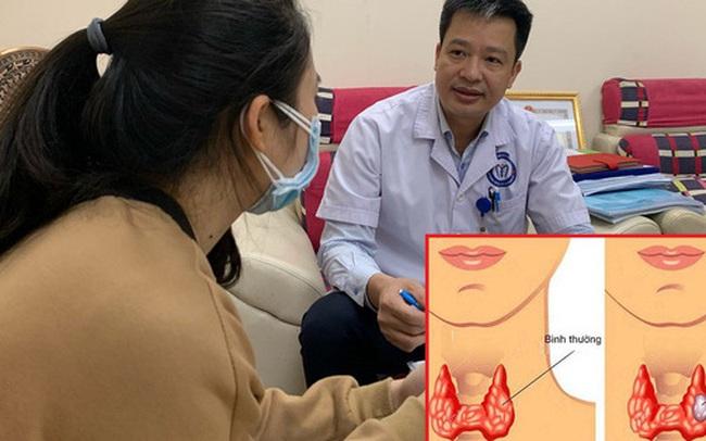 """PGĐ Bệnh viện Nội tiết Trung ương kể chuyện phẫu thuật cho nữ bệnh nhân 15 tuổi mắc u tuyến giáp: """"Cố chịu đựng, tự nghe ngóng bệnh mới tốn kém"""""""