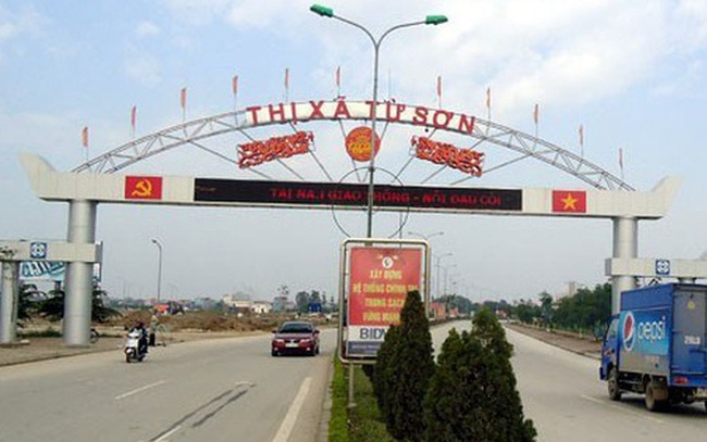 Đề xuất thành lập thành phố Từ Sơn, Bắc Ninh