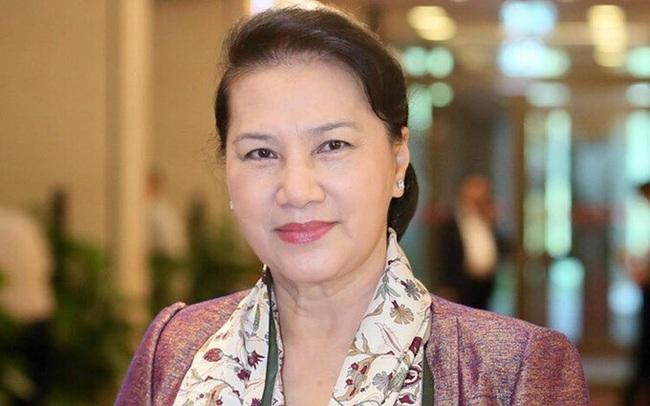 Quốc hội thông qua Nghị quyết miễn nhiệm Chủ tịch Quốc hội Nguyễn Thị Kim Ngân