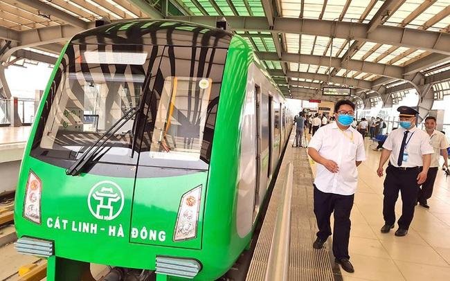 Bắt đầu bàn giao đường sắt Cát Linh – Hà Đông, sẽ chạy thương mại cuối tháng 4