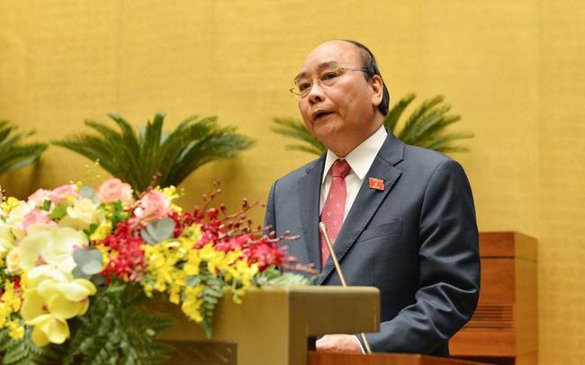 Chiều 1/4, Chủ tịch nước trình Quốc hội miễn nhiệm Thủ tướng Nguyễn Xuân Phúc