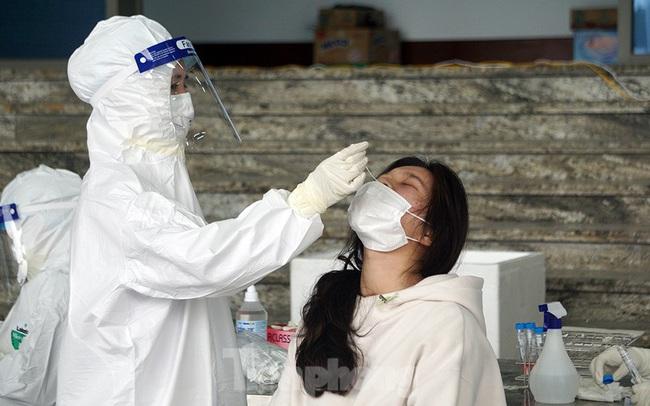 Một nữ sinh nghi dương tính SARS-CoV-2, TP Hải Dương phong toả 9 hộ dân