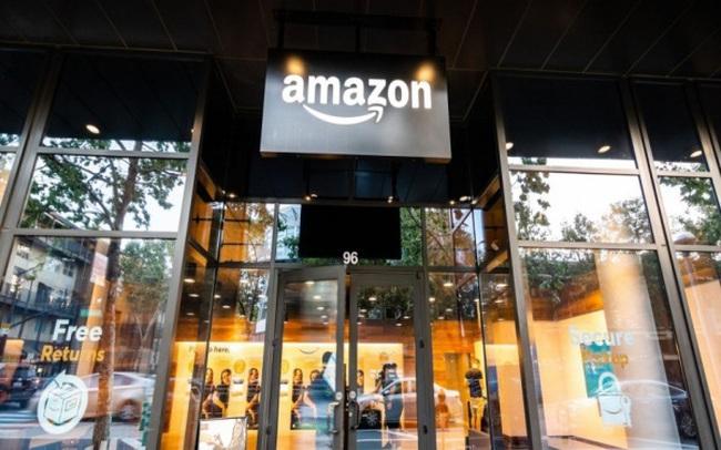Doanh thu ngày của Amazon vượt quá 1 tỷ USD trong năm 2020