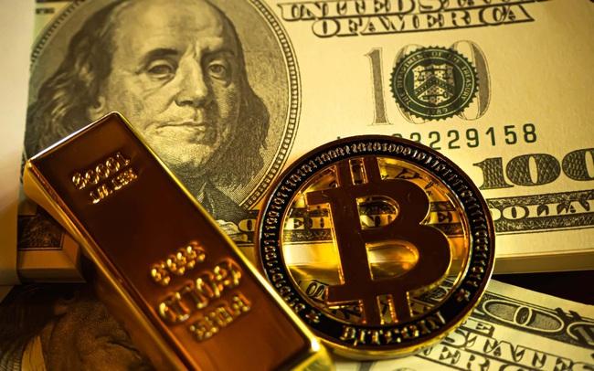 USD cao nhất 3 tháng; euro, yên, Bitcoin, Ether và vàng đồng loạt lao dốc