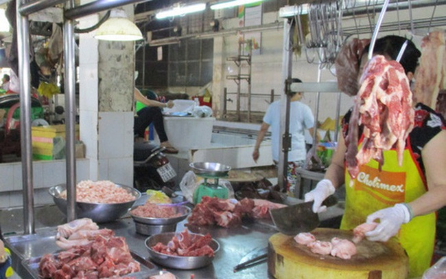 Giá lợn hơi giảm nhẹ ở một số địa phương