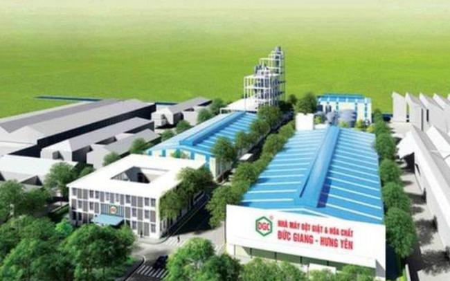 Hóa chất Đức Giang (DGC) đặt kế hoạch lãi sau thuế 2021 tăng 16% lên 1.100 tỷ đồng