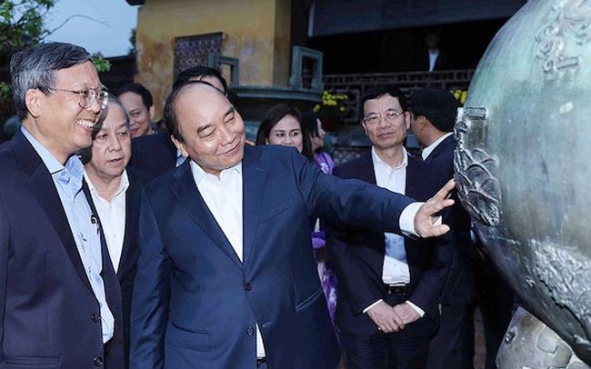 Thủ tướng yêu cầu xây dựng chính sách đặc thù để phát triển Thừa Thiên Huế lên tầm cao mới