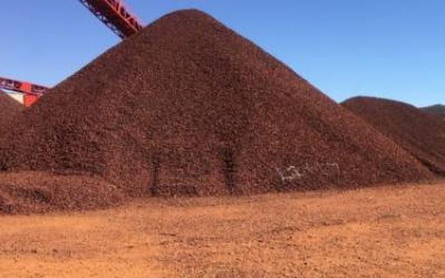 """Giá quặng sắt có dấu hiệu đã qua """"đỉnh"""" và bắt đầu đi xuống theo giá thép"""