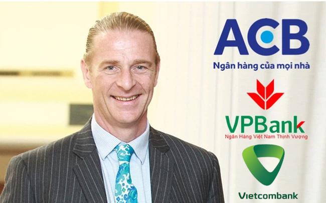 Nhóm Dragon Capital đăng ký bán hơn 100 triệu cổ phiếu ACB