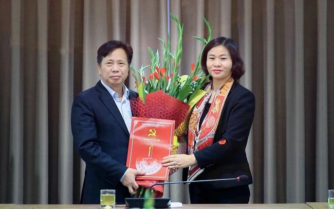 Ông Phùng Văn Dũng làm Phó trưởng Ban Dân vận Thành ủy Hà Nội