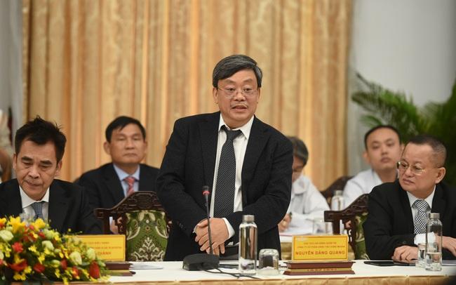 """""""Đối thoại 2045"""", tỷ phú Nguyễn Đăng Quang: Nâng cao năng lực cạnh tranh và định hướng tiêu dùng từ Chính phủ sẽ tạo động lực cho phát triển"""