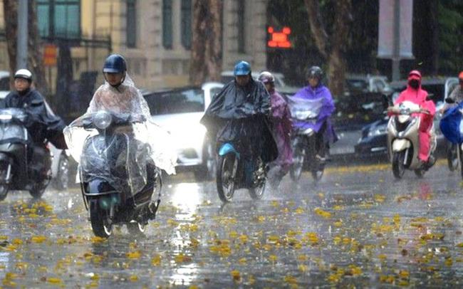 Bắc Bộ, Bắc Trung Bộ nhiều nơi mưa dông, trời rét