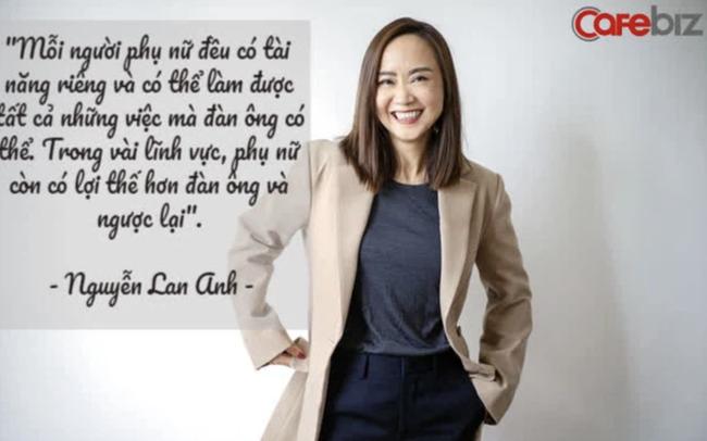 """""""Nữ tướng"""" Endeavor Việt Nam: Nếu nỗ lực, tất cả phụ nữ đều có thể làm nên chuyện"""