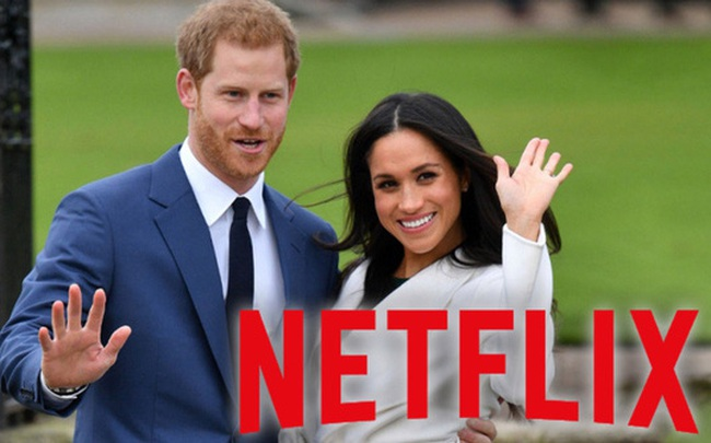 Vợ chồng Harry - Meghan ký 'deal hời' với Netflix: Nhận 100 triệu USD để 'kể chuyện gia đình qua lăng kính trung thực'