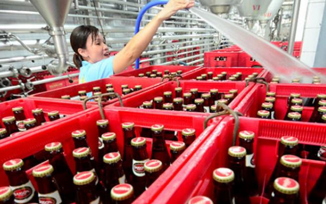 Bia Sài Gòn Miền Trung (SMB): Quý 1 lãi 28 tỷ đồng tăng 50% so với cùng kỳ