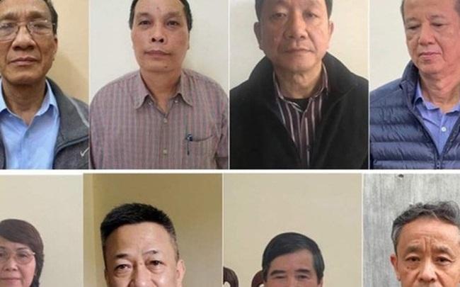 Dàn cựu lãnh đạo thép Việt Nam tuổi U70 hầu tòa cùng đồng phạm vì làm thất thoát 830 tỷ tại Tisco