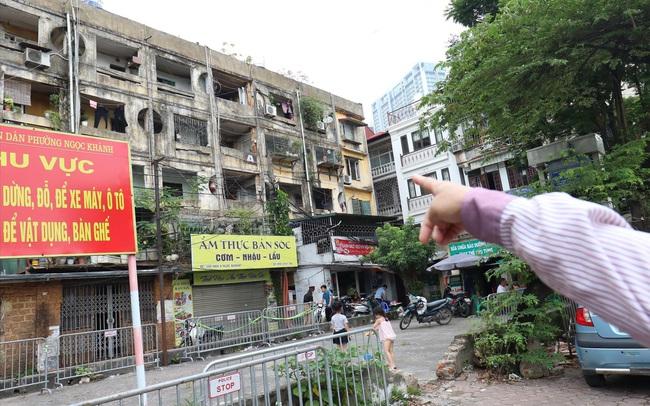 Cải tạo chung cư cũ Hà Nội: Bức thiết nhưng phải bền vững