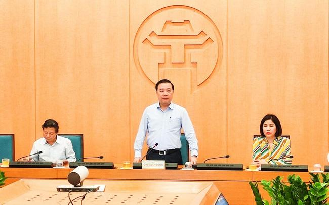 Hà Nội: Đăng ký mua vắc xin COVID-19, tiêm cho toàn bộ người dân thành phố