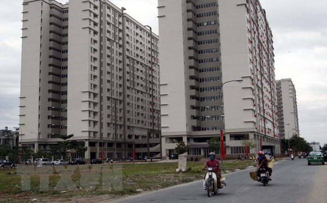 """Nhà giá rẻ đã """"tuyệt chủng"""" tại Hà Nội và Tp.HCM"""