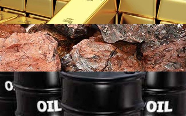 Thị trường ngày 14/4: Giá dầu tăng tiếp; vàng và đồng hồi phục, quặng sắt cao nhất 5 tuần, cao su lập đỉnh 2,5 tháng
