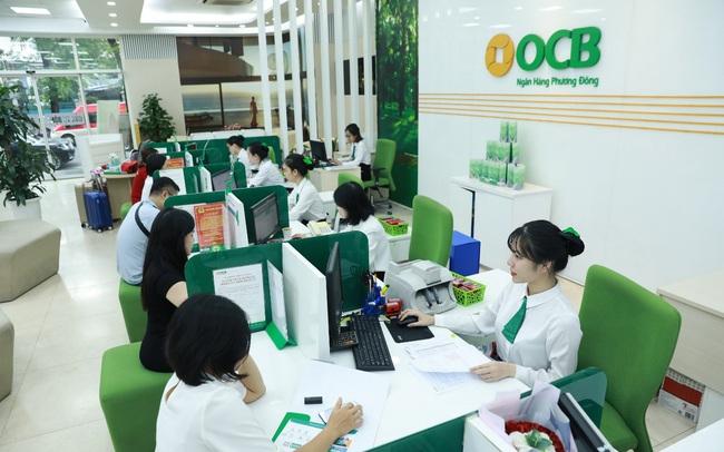 OCB báo lãi trước thuế 1.276 tỷ đồng trong quý 1