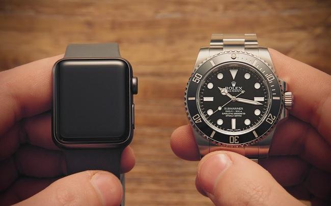 Apple Watch có thể xóa sổ những chiếc đồng hồ xa xỉ của Rolex hay Patek Philippe trong tương lai? Câu trả lời là có, nếu các thương hiệu truyền thống không chịu thay đổi