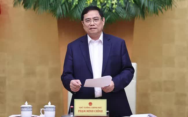 Thủ tướng Phạm Minh Chính: Người đứng đầu chịu trách nhiệm toàn diện về giải ngân vốn đầu tư công