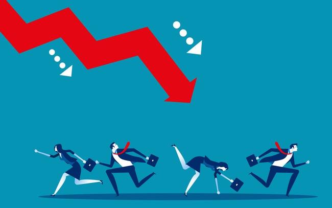 Hồi phục tốt, VnIndex chỉ còn giảm 9 điểm