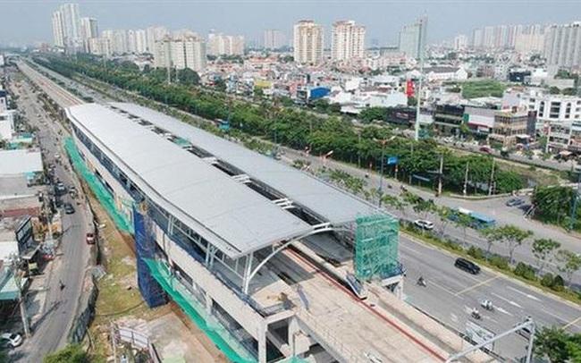 TP. HCM kiến nghị gia hạn khoản vay 313 triệu USD làm tuyến metro số 2