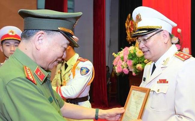 Chánh Văn phòng Bộ Công an Tô Ân Xô được thăng hàm Trung tướng