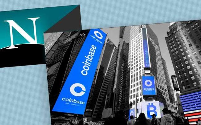 Được mệnh danh là 'Netscape 2.0', Coinbase sẽ giúp thị trường tiền số bùng nổ như internet cách đây hơn 20 năm?