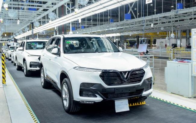 Hà Tĩnh đón Tổ hợp nhà máy ô tô của Vingroup