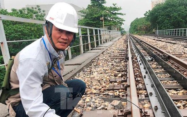 Hệ thống đường sắt quốc gia đi qua Hà Nội xuống cấp thê thảm