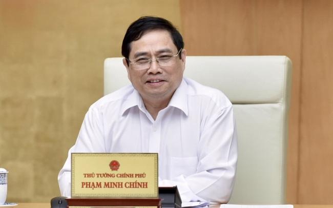 Thủ tướng Phạm Minh Chính làm việc với NHNN: Cần khơi thông cơ chế giải quyết vướng mắc của ngành ngân hàng