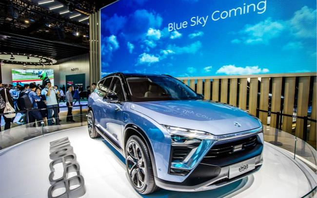 NIO - hãng xe điện non trẻ của Trung Quốc: Lỗ lớn nhưng định giá nhảy vọt từ 4 lên 60 tỷ USD, cao ngang ngửa BMW