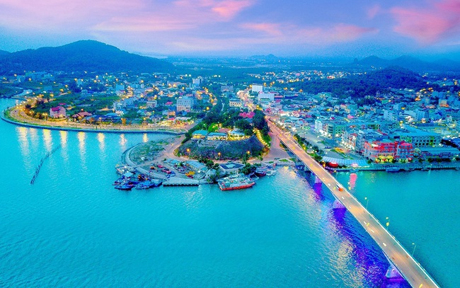 Tiềm năng thị trường BĐS Hà Tiên nhìn từ thành phố cửa khẩu, trung tâm kinh tế du lịch của miền Tây