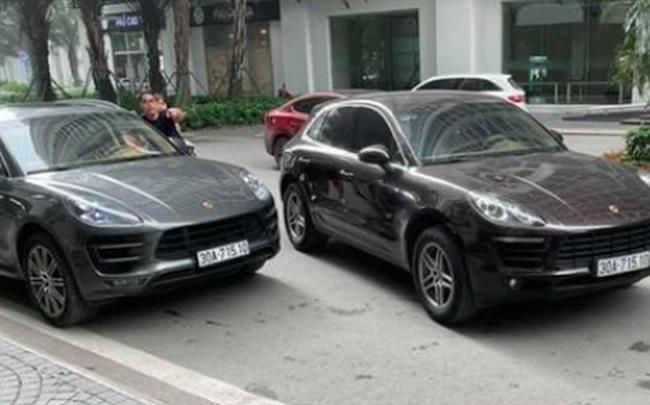 Xác định chủ nhân xe sang Porsche bị trùng biển số ở khu đô thị Times City