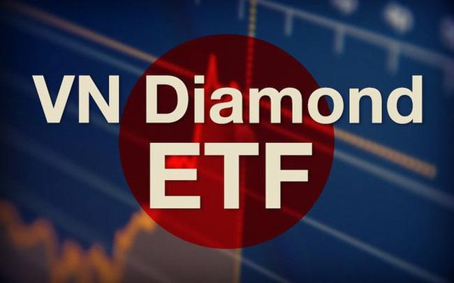 MWG và FPT giữ vững 2 vị trí lớn nhất trong rổ Diamond với tỷ trọng 15%, nhiều cổ phiếu ngân hàng lớn bị giảm tỷ trọng