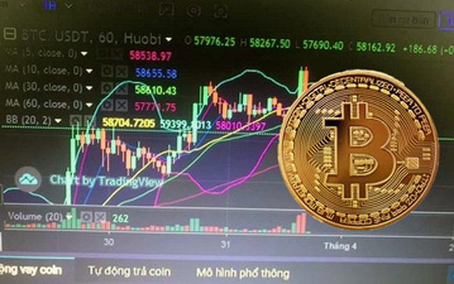 Nhà đầu tư sốt ruột khi thấy Bitcoin trở lại mốc 60.000 USD