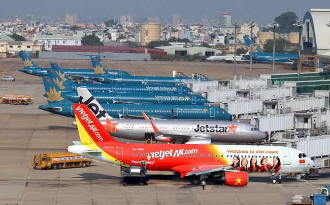Vietjet và Vietnam Airlines nối lại một số đường bay quốc tế từ 1/4, Cục Hàng không kiến nghị 3 giai đoạn mở cửa đường bay quốc tế