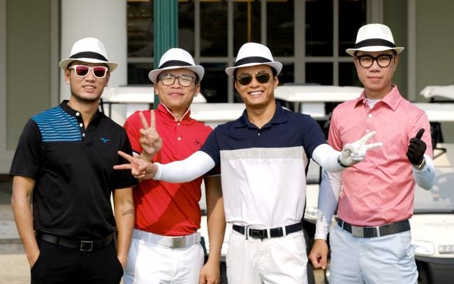 Khép lại hành trình ý nghĩa của Golf & Leisure Adventure 2021
