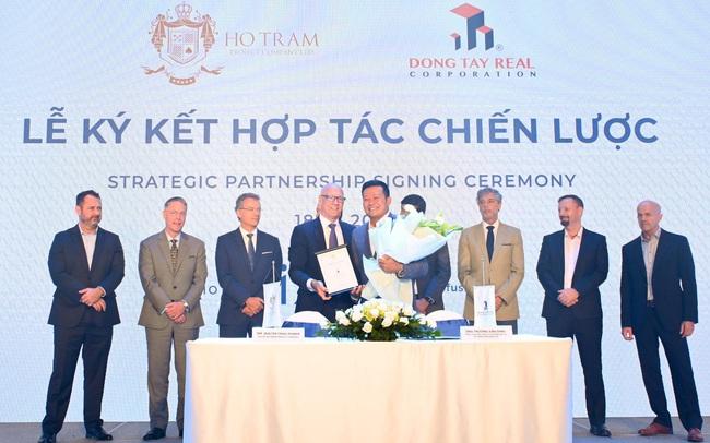 Dong Tay Property trở thành đối tác phân phối Ixora Ho Tram by Fusion