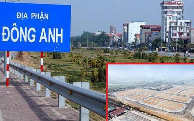 Lãnh đạo nơi giá đất sôi sục từng giờ ở Hà Nội lên tiếng về 'cơn sốt'