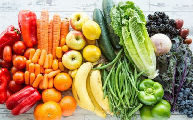 """2 chất """"đặc biệt"""" nằm trong màu sắc rau củ quả: Kết hợp theo cách ăn này có thể mang lại lợi ích """"thần kỳ"""""""
